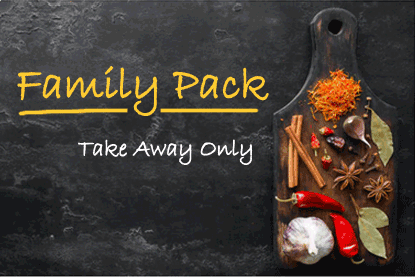 Picture of Family Pack (Take Away Only)